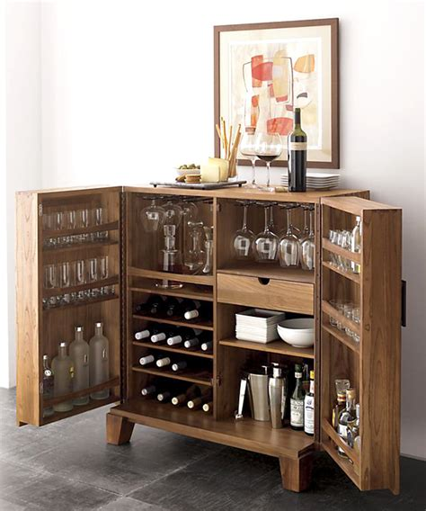 Victuals Bar Cabinet 25 Creative Built In Bars And Bar Carts