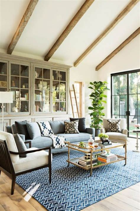 lewis home design ideas living rooms with exposed wooden beams comfydwelling
