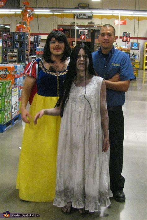 samara  ring girl costume