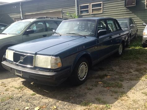 automotive repair manual 1992 volvo 240 on board diagnostic system 1992 volvo 240 sedan for sale used cars on buysellsearch