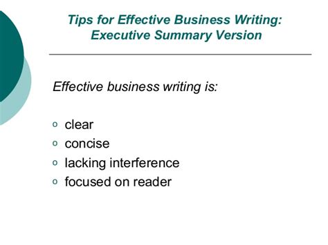 The Best Advice About Businesses Ive Written by Tips For Effective Business Writing