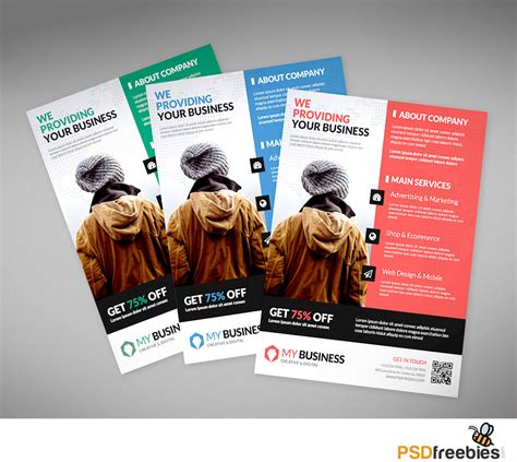 business flyer templates psd graphics psd at downloadfreepsd