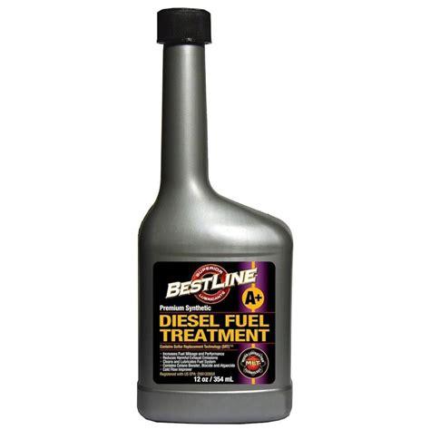 Best Line Plumbing by Bestline Lubricants 12 Fl Oz Diesel Fuel Treatment 29211