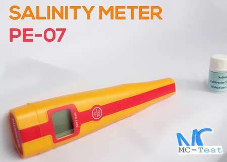 Salinity Meter Salinometer Sa287 Ukur Kadar Garam alat pengukur kadar garam dalam air salt meter pe07 digital