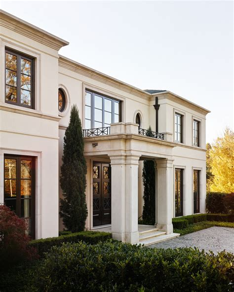 neoclassical homes neoclassical residence meyer greeson paullin benson