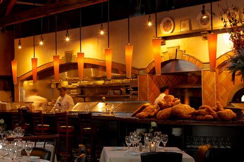 Open Dining Room Tosca Hingham Italian Inspired Cuisine