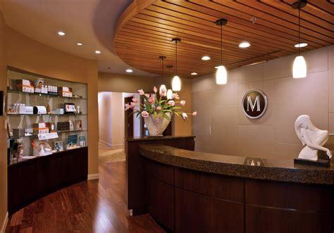 Front Desk Office by Atlanta Dental Spa Has Taken Dental Office Interior Design