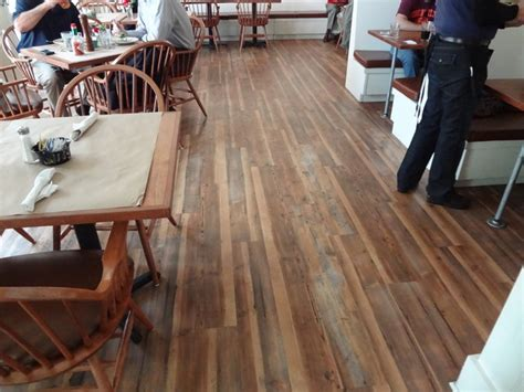 Karndean Flooring Dining Room Karndean Vintage Pine Traditional Dining Room