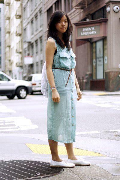 Cgd Maxi Coksu Putih Motif Belt dress tak melulu feminin lho 9 style dress simpel yang bisa dicoba oleh si tomboy