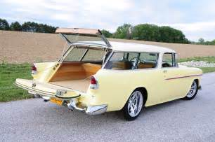 1955 chevy nomad sports cutting edge components rod