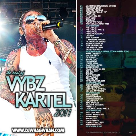 vybz kartel coloring book mixtape dj whagwaan the best of vybz kartel 2011 dancehall 2012