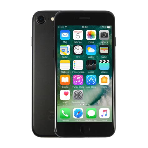 7 iphones ranked apple iphone 7 32gb schwarz bei notebooksbilliger de