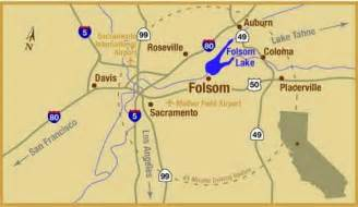 folsom california map folsom website maps directions