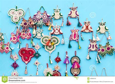 Handmade Handicraft - handmade artworks handicrafts being sold at pingla west