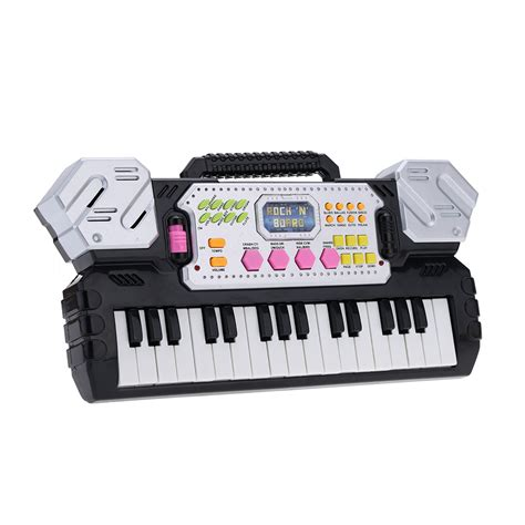Keyboard And Toys 10 quot 32 educational electone piano