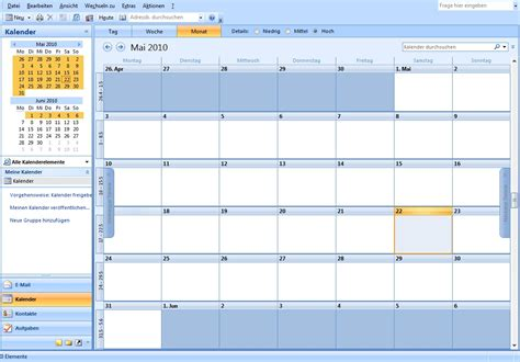 Kalender 2017 Outlook Arbeiten Mit Outlook Kalender Office Lernen