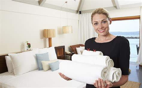 Room Attendant With Live In Accommodation by Hospitality Staffing Hotel Restaurant Industry