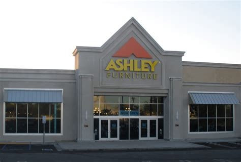 Ashleys Furniture Burbank by Hodgdon Completes Lease And Major Renovation Of