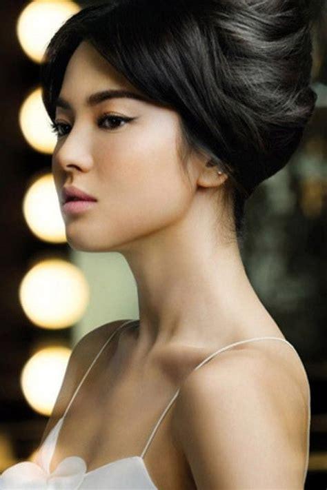 film korea song hye kyo fashion karlie kloss for donna karan resort 2012 caign