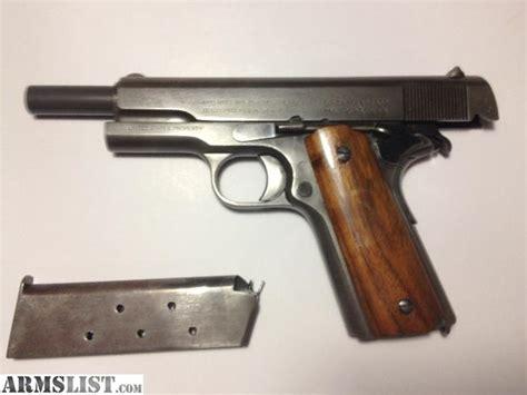 I Gear I01 1918 Black Original by Armslist For Sale 1918 Colt 1911