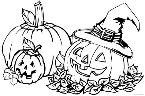 pumpkin themed coloring pages fall pumpkin coloring pages just colorings