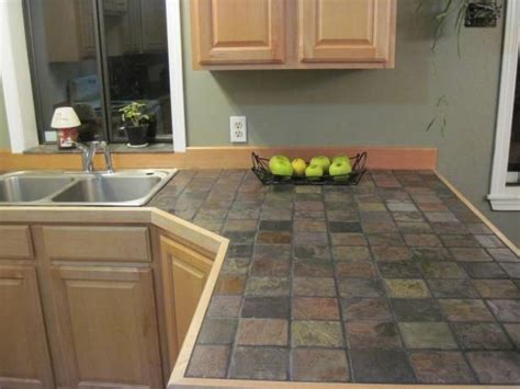 slate countertops tile kitchen countertops slate tile kitchen countertops