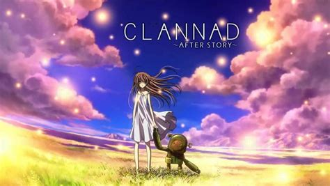 una historia entre muchas clannad after story