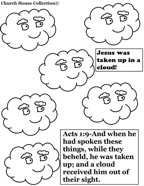 Free Jesus On Cloud Coloring Pages Sunday School Lessons Coloring Pages