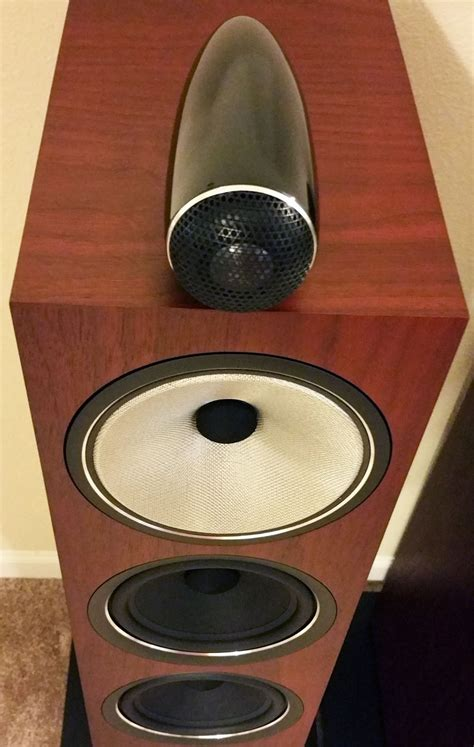 bowers wilkins  series speaker system preview