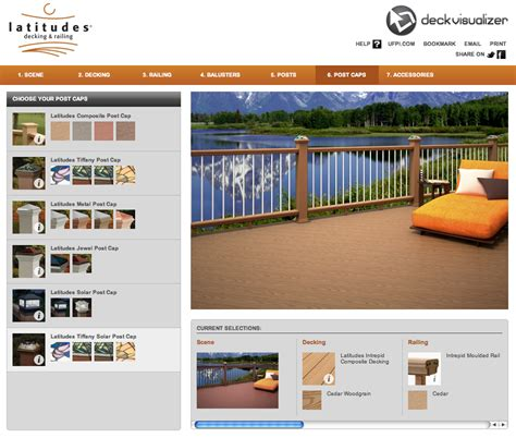 design deck free software composite deck designs made easy with latitudes free deck