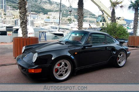 porsche bad boy porsche 964 turbo s 3 6 8 avril 2010 autogespot