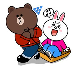 brown and cony are back and this time they re cuddling up brown and cony are back and this time they re cuddling up
