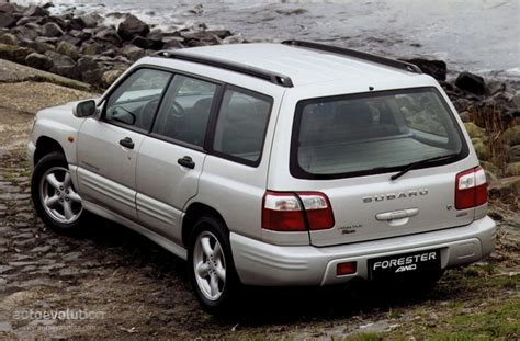 2002 subaru forester turbo subaru forester specs 2000 2001 2002 autoevolution