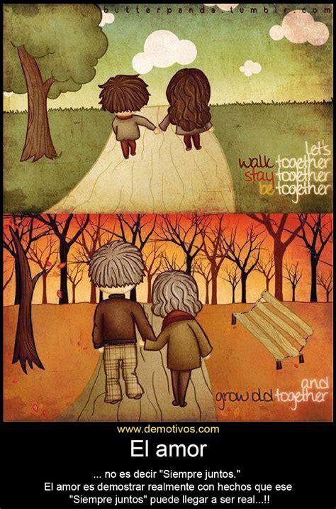 imagenes de amor para siempre juntos el amor no es decir quot siempre juntos quot el amor es demostrar