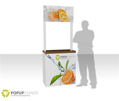 Frame Stand Pop Up Framestand Promo Toko Uk A3 portable promotional counter exhibition stands