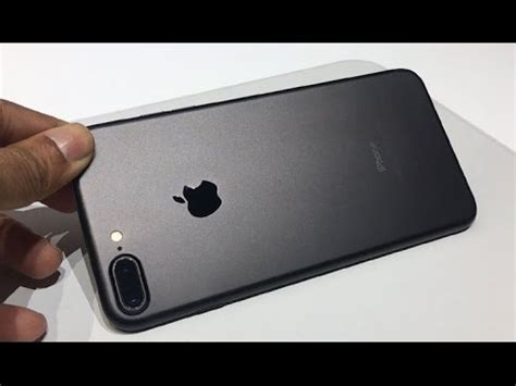 apple iphone 7 plus matte black 256gb price in usa for 969