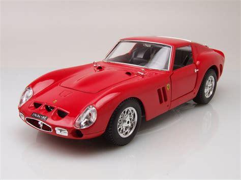 Modellauto Ferrari by Ferrari 250 Gto 1962 Rot Modellauto 1 18 Burago 79 85