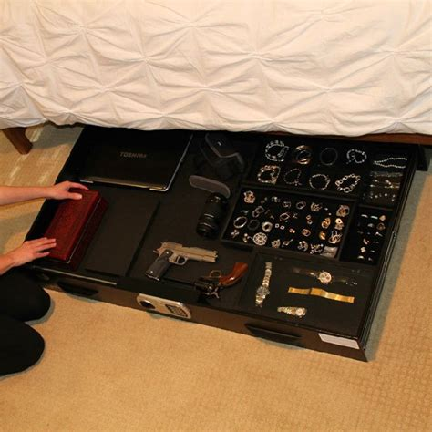 under bed safe 36 best gun storage images on pinterest weapon storage
