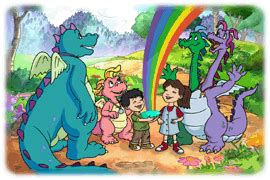 dragon tales . parents & teachers . activities . season 1