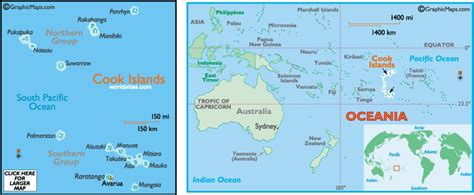 cook islands map you should the cook islands travelseelove
