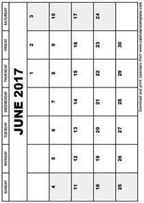 Yearly Calendar Template Word by June 2017 Calendar In Word Yearly Calendar Templates