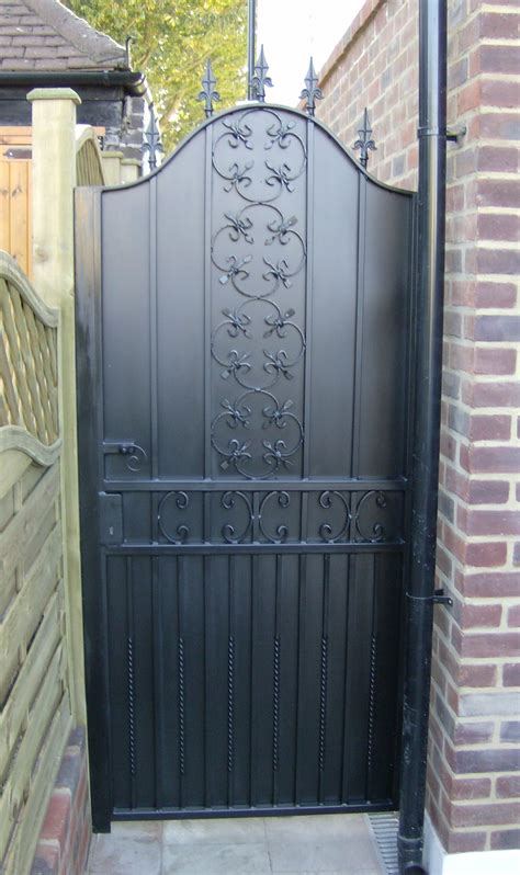 Wrought Iron Security Gates And Grills