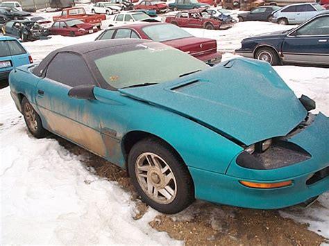 1993 chevy camaro parts 1993 chevy camaro speedometer instrument cluster gauges
