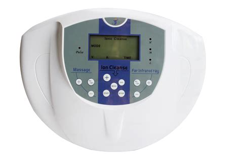Ionic Foot Detox Machine Reviews by Detox Machine Ion Cleanse Ionic Detox Foot Spa Machine