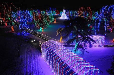 mankato lights create special memories with the kiwanis