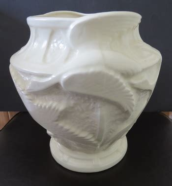 Burleigh Ware Vase by Burleigh Ware Quot Flying Geese Quot Vase Collectors Weekly