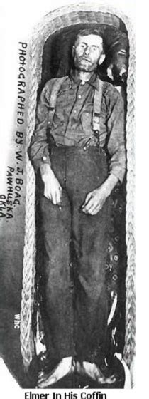 elmer mccurdy mummified body of 9 strange but true facts straight out of the wild west