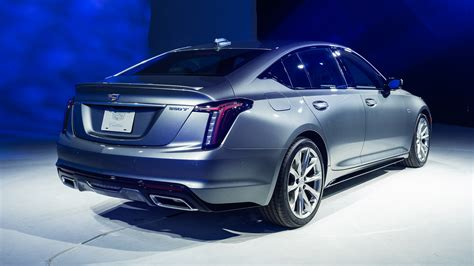 2020 Cadillac Ct5 Price by 2020 Cadillac Ct5 Official Photos And Info It S A