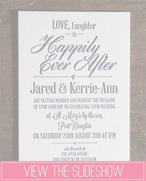 Wedding Invite Present Wording by 25 Best Ideas About Wedding Invitation Wording On