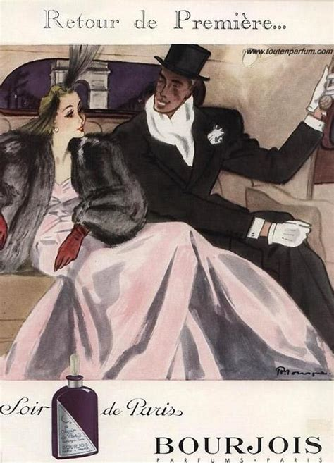 jacques francois perfume soir de paris evening in paris bourjois perfume a